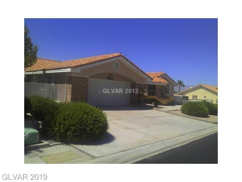 1891 BALZAC Drive Property Photo - Las Vegas, NV real estate listing