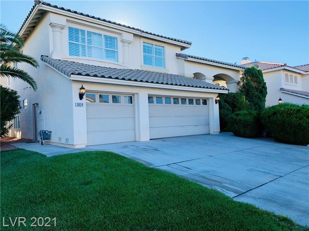 3834 WINDANSEA Street Property Photo - Las Vegas, NV real estate listing