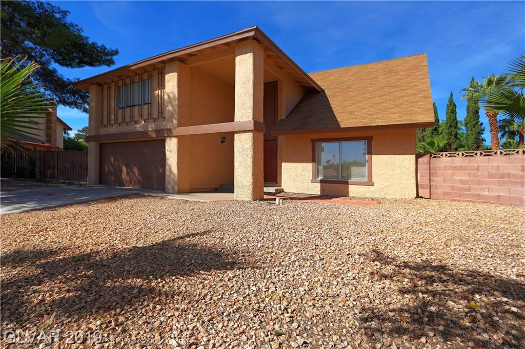 4351 DE SILVA Place Property Photo - Las Vegas, NV real estate listing