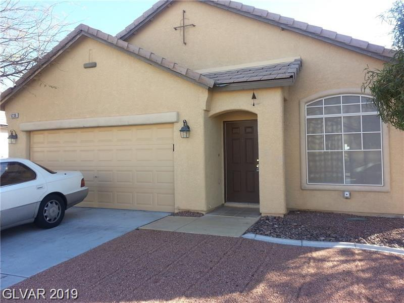 5236 ADORATO Drive Property Photo - North Las Vegas, NV real estate listing