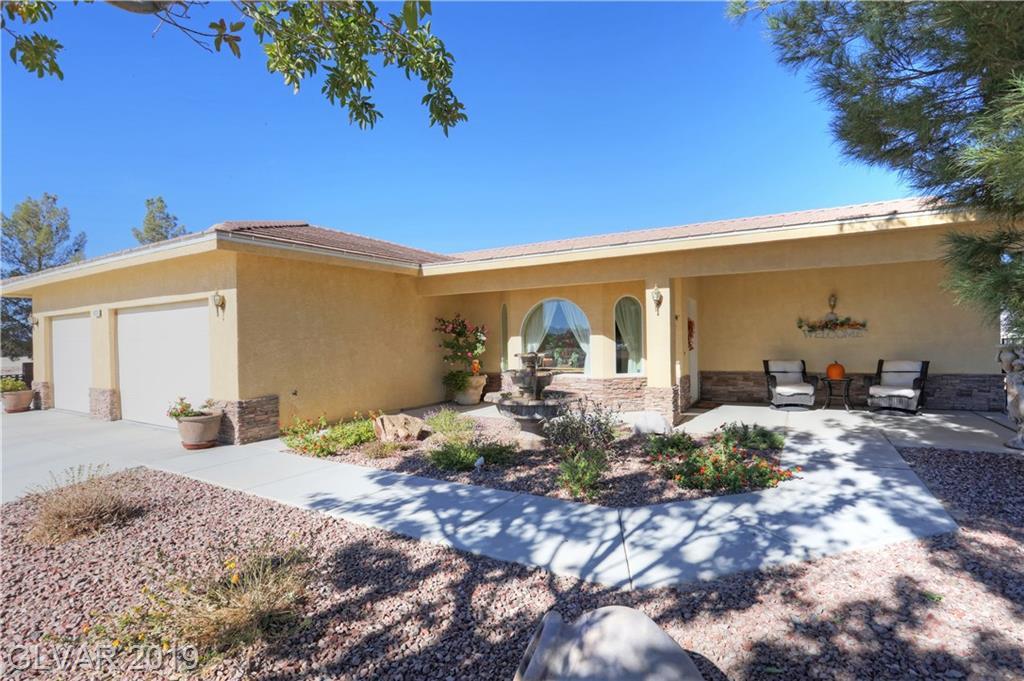 4820 E PARKWOOD Property Photo - Pahrump, NV real estate listing