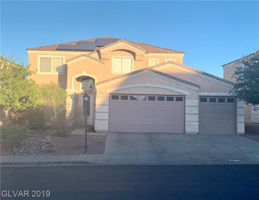 168 GANNETT PEAK Street Property Photo - Henderson, NV real estate listing