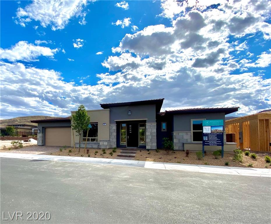 6691 TITANIUM CREST Street Property Photo - Las Vegas, NV real estate listing