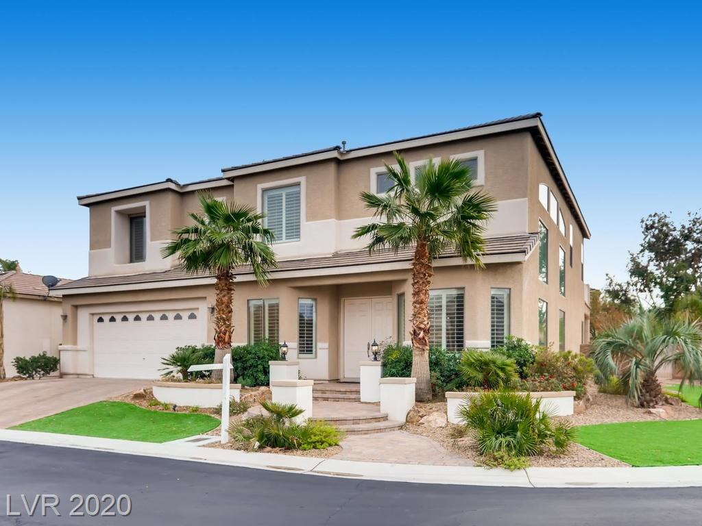 7663 NOCHE OSCURA Circle Property Photo - Las Vegas, NV real estate listing