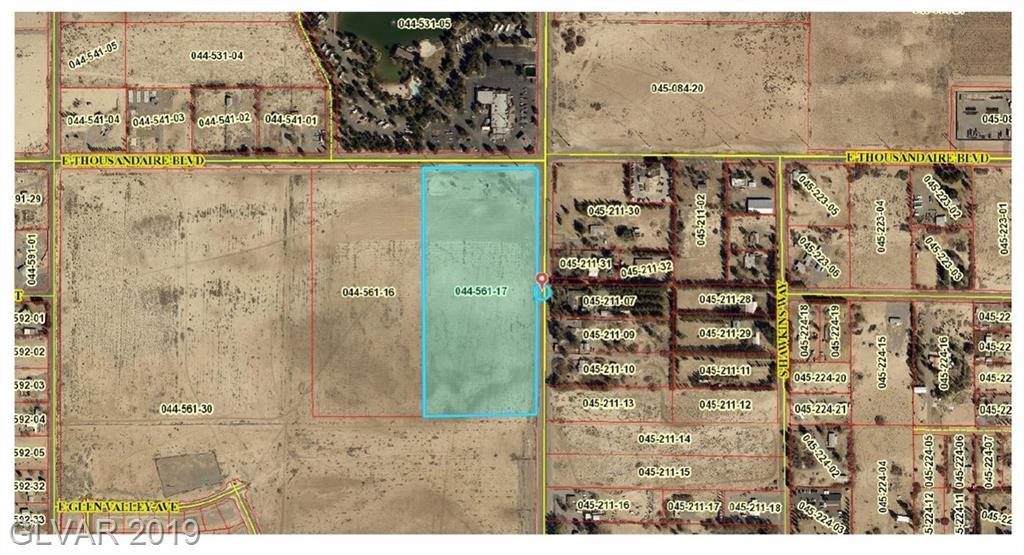 6130 S HOMESTEAD Property Photo - Pahrump, NV real estate listing