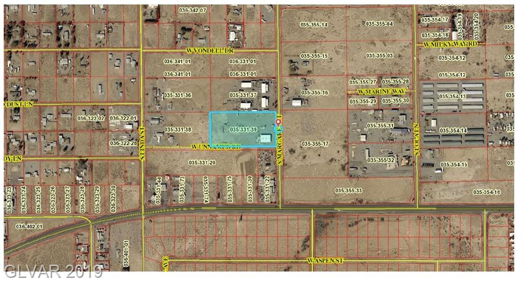 860 S MARGARET Street Property Photo - Pahrump, NV real estate listing