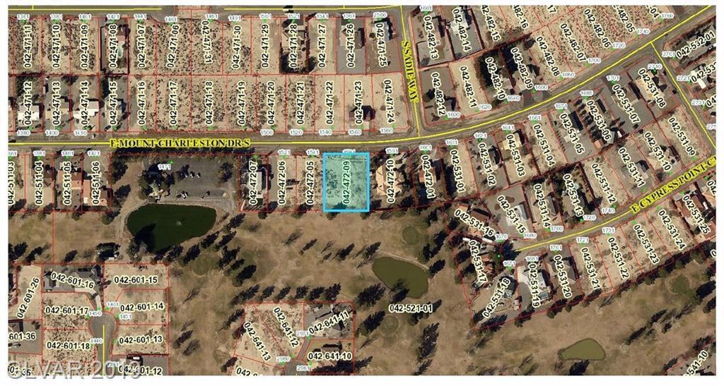 1581 E MT CHARLESTON Drive Property Photo - Pahrump, NV real estate listing