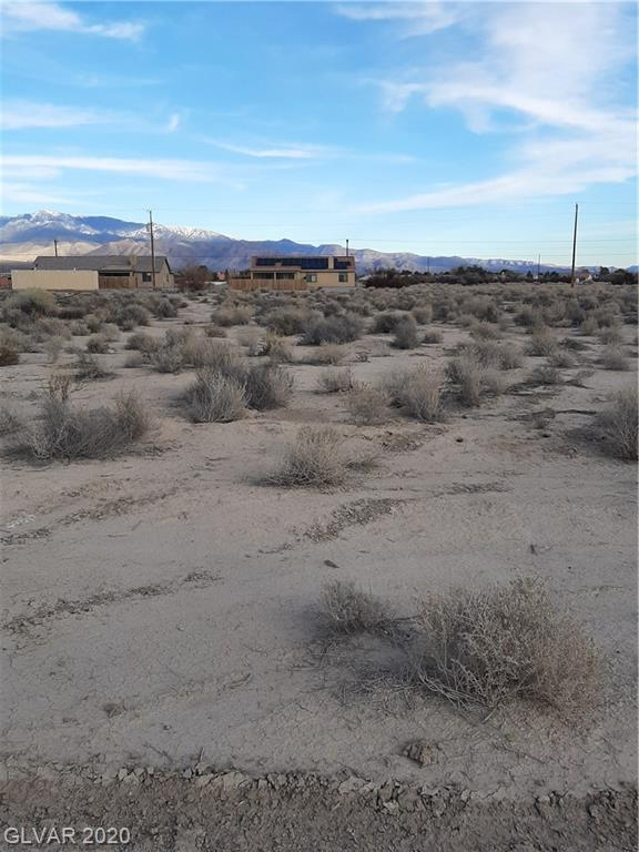 1681 S ESCUELA Property Photo - Pahrump, NV real estate listing