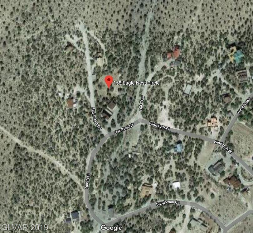 158 EAGLE NEST Circle Property Photo - Cold Creek, NV real estate listing