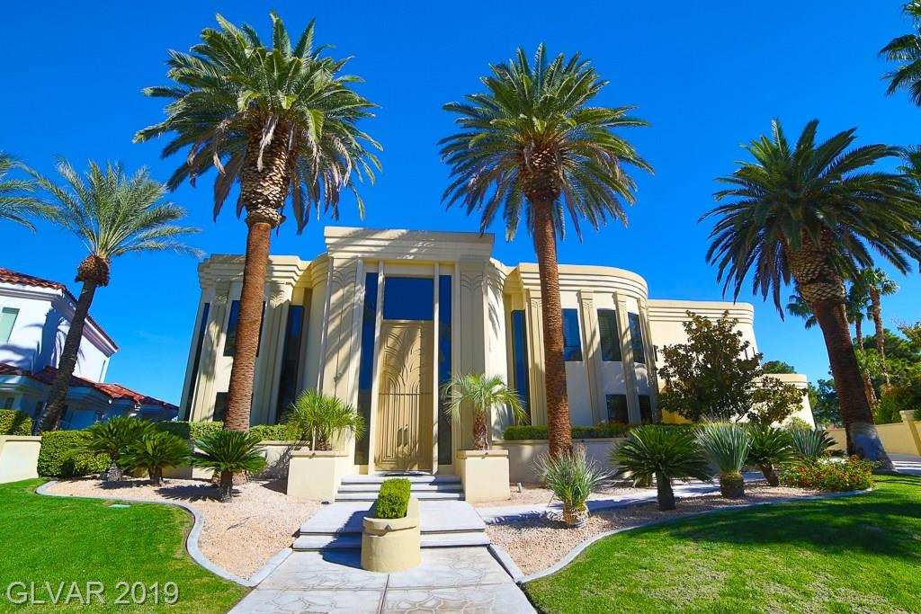 46 GULF STREAM Court Property Photo - Las Vegas, NV real estate listing