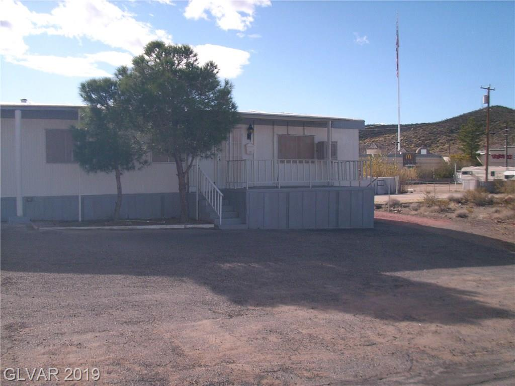 135 GAVILAND Street Property Photo - Searchlight, NV real estate listing