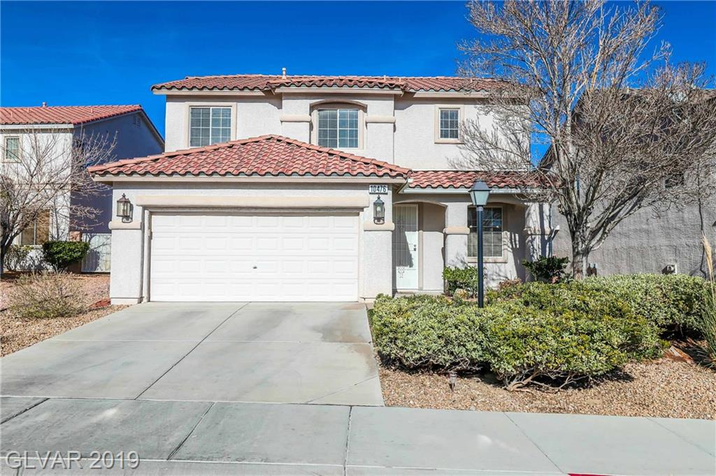 10476 CANYON CLIFF Court Property Photo - Las Vegas, NV real estate listing