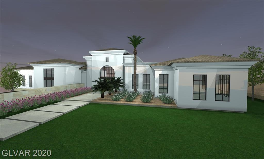 9 SHADOW CANYON Court Property Photo - Las Vegas, NV real estate listing