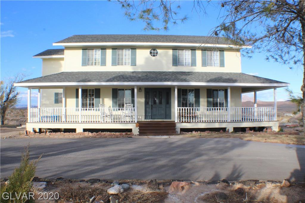 980 THOM Street Property Photo - Moapa, NV real estate listing
