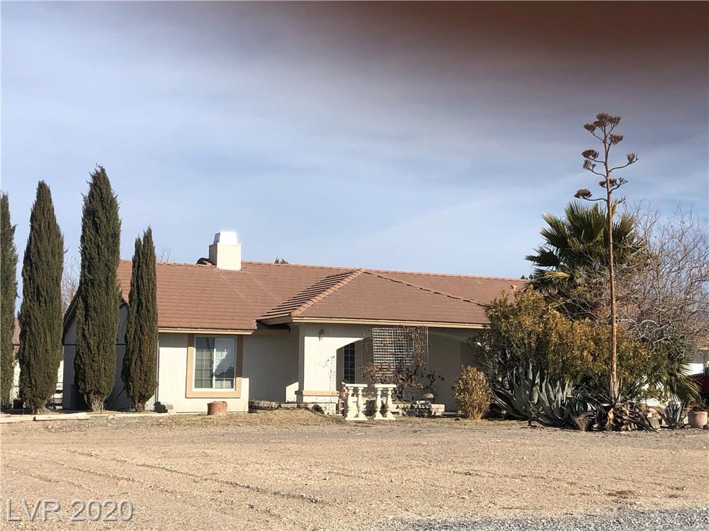 1380 E CAVALRY Property Photo - Pahrump, NV real estate listing