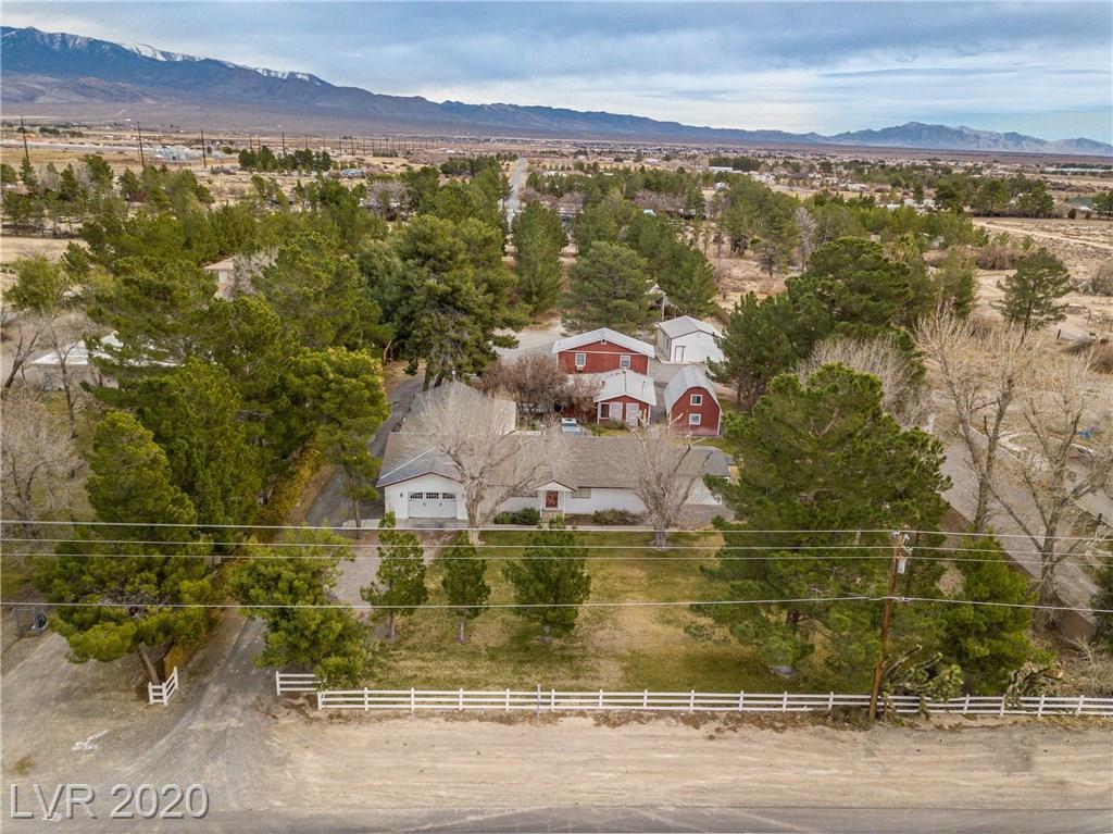 6161 S HOMESTEAD Road Property Photo - Pahrump, NV real estate listing