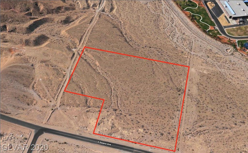 Owens Ave Property Photo - Las Vegas, NV real estate listing