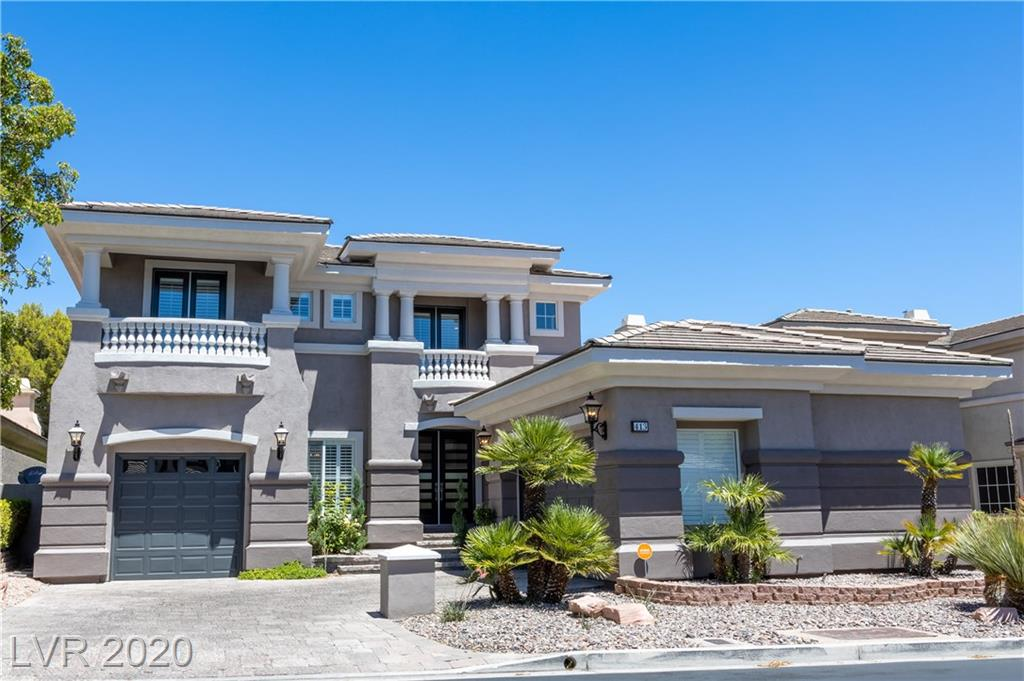 413 PINNACLE HEIGHTS Lane Property Photo - Las Vegas, NV real estate listing