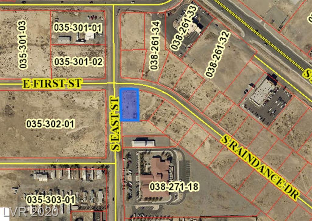 561 S EAST Street Property Photo - Pahrump, NV real estate listing