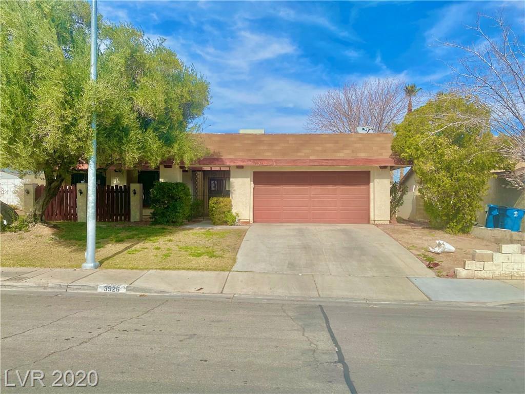 3926 Reno Avenue Property Photo