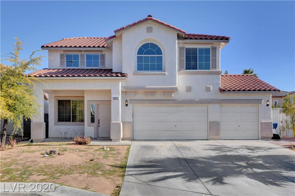 6583 ASTORVILLE Court Property Photo - Las Vegas, NV real estate listing