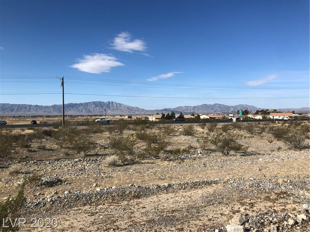 1911 S CORTINA Property Photo - Pahrump, NV real estate listing