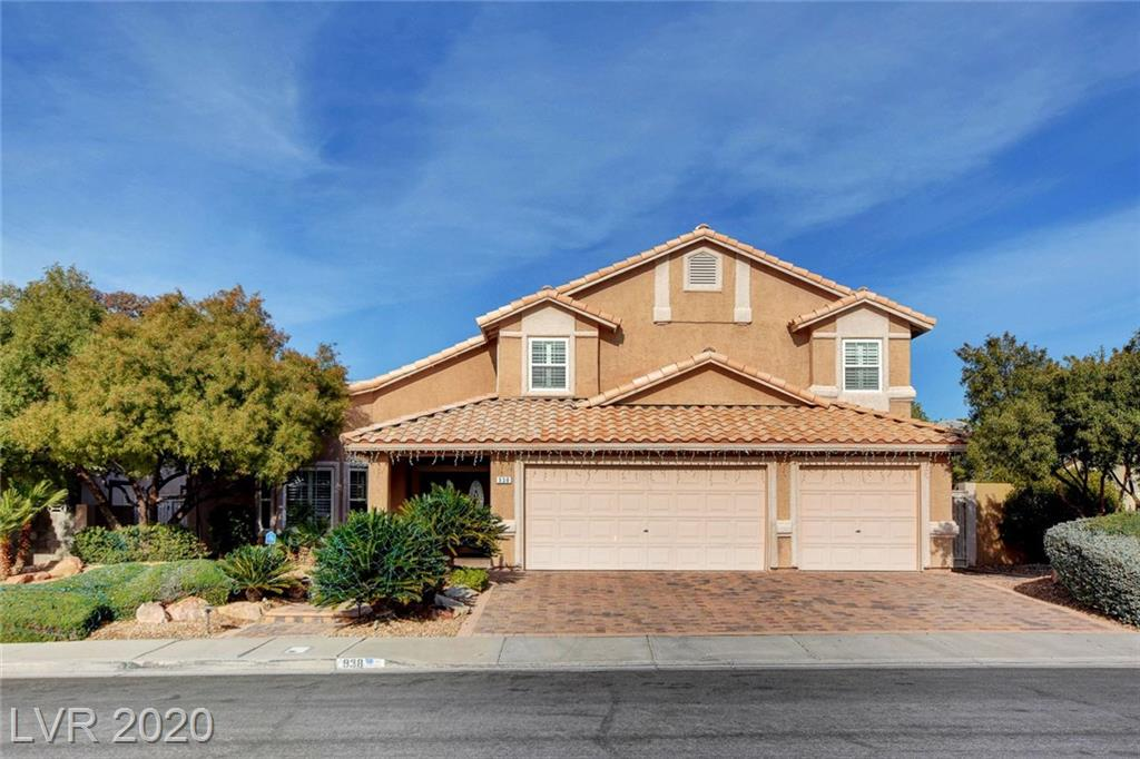 938 River Mountain Drive Property Photo - Henderson, NV real estate listing