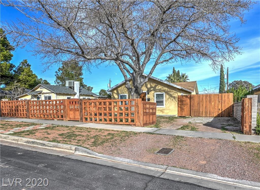 647 F Avenue Property Photo - Boulder City, NV real estate listing