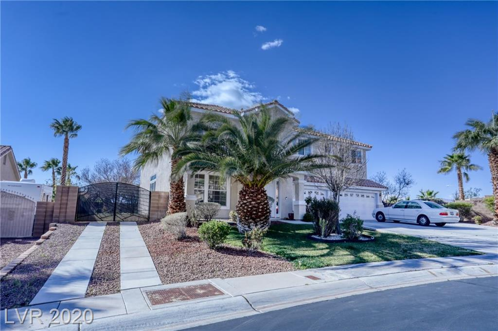 583 MOON CHASE Street Property Photo - Las Vegas, NV real estate listing