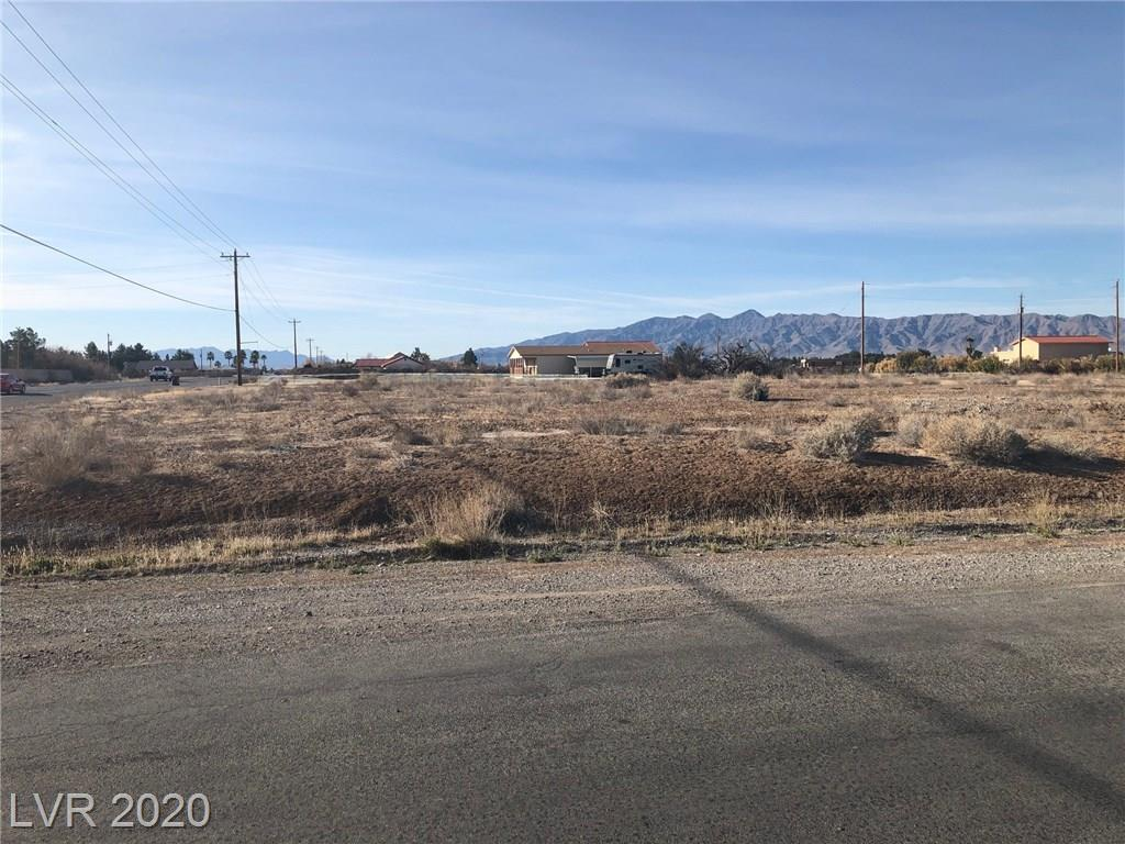 3320 S Pahrump Valley Blvd Property Photo - Pahrump, NV real estate listing