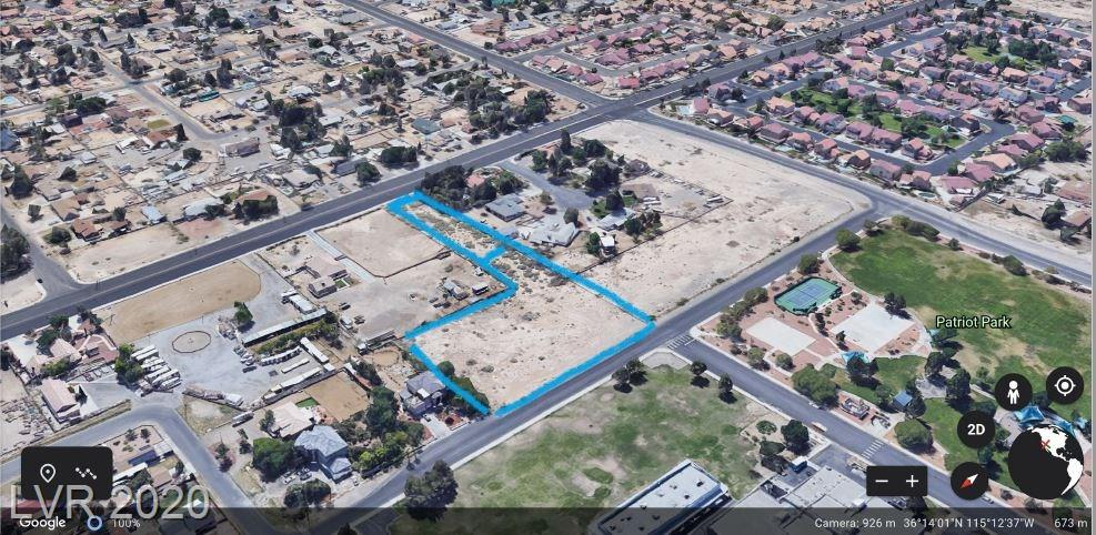 0 N Decatur Boulevard Property Photo - Las Vegas, NV real estate listing