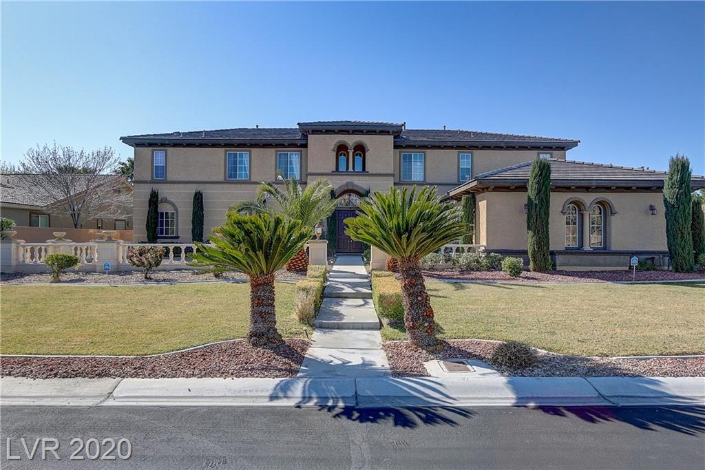 7025 VIA LOCANDA Avenue Property Photo - Las Vegas, NV real estate listing