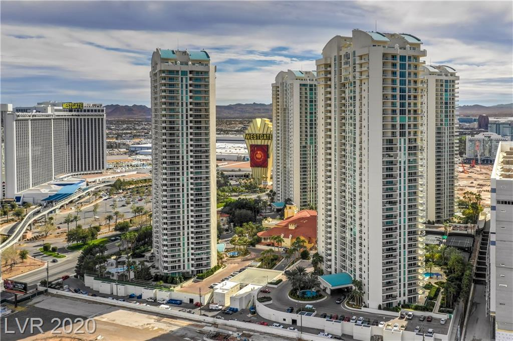 2747 PARADISE Road #3103 Property Photo - Las Vegas, NV real estate listing