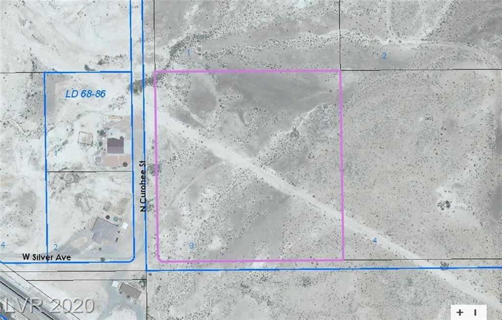 Curohee St & Damon Ave Property Photo - Moapa, NV real estate listing