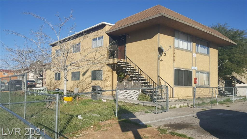 2300 SECO ADOBE Circle Property Photo - North Las Vegas, NV real estate listing
