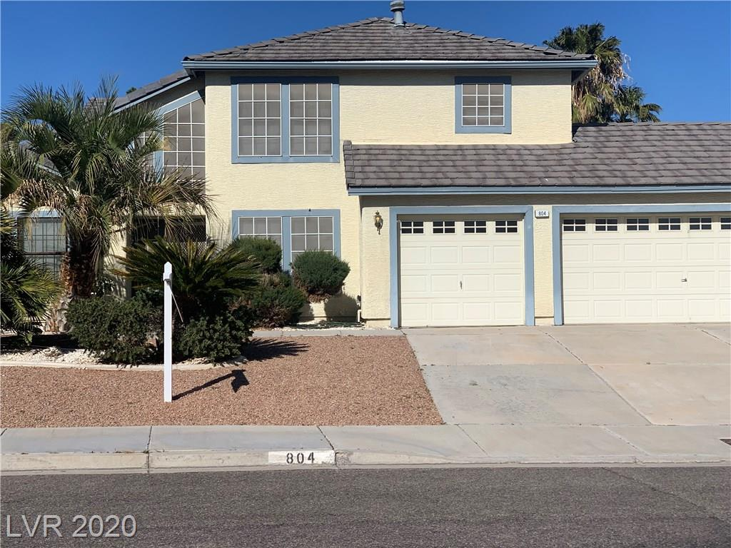 804 Del Monte Property Photo - Boulder City, NV real estate listing