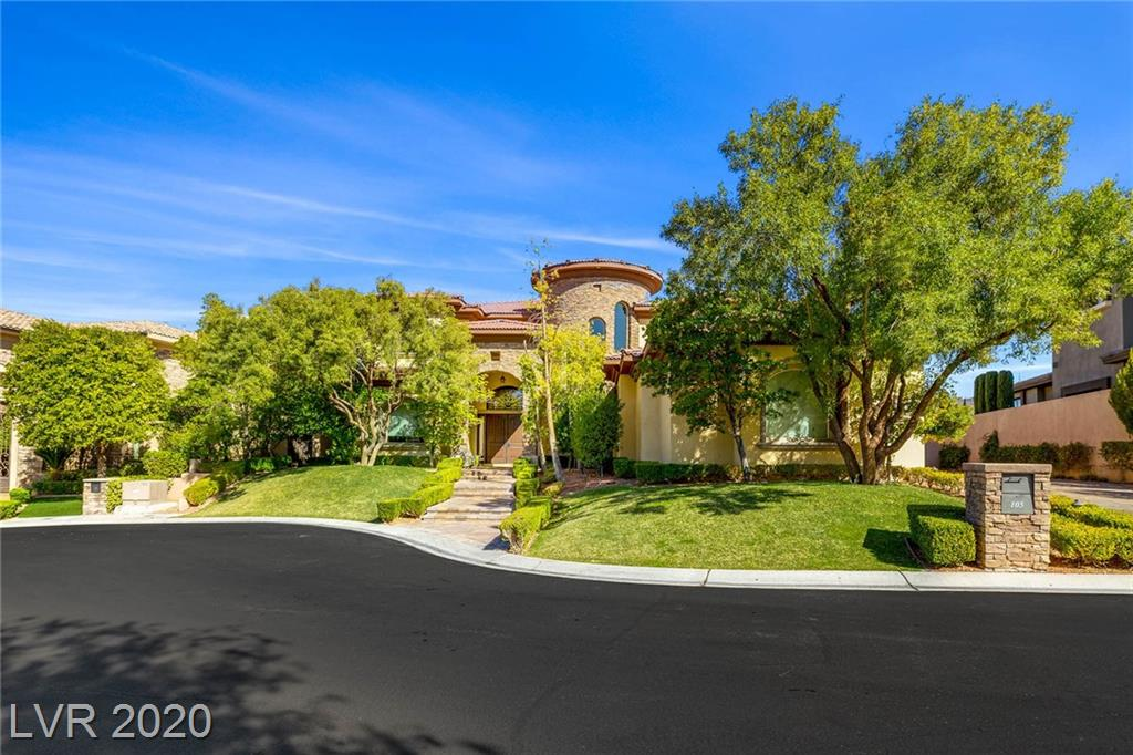 105 Grosse Pointe Place Property Photo - Henderson, NV real estate listing