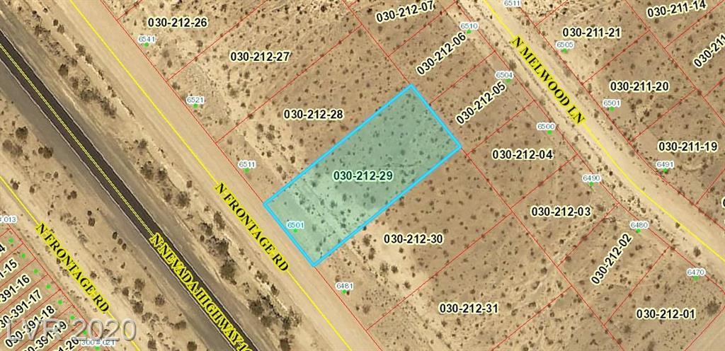 6501 N Nevada Hwy 160 Property Photo