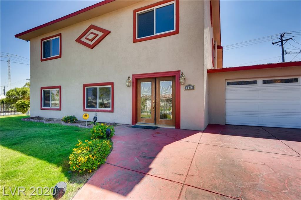 1479 Commanche Drive Property Photo - Las Vegas, NV real estate listing