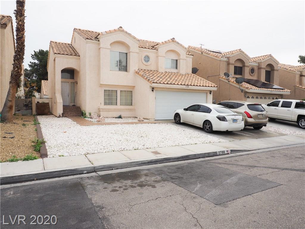 2788 Quaker Ridge Property Photo - Las Vegas, NV real estate listing