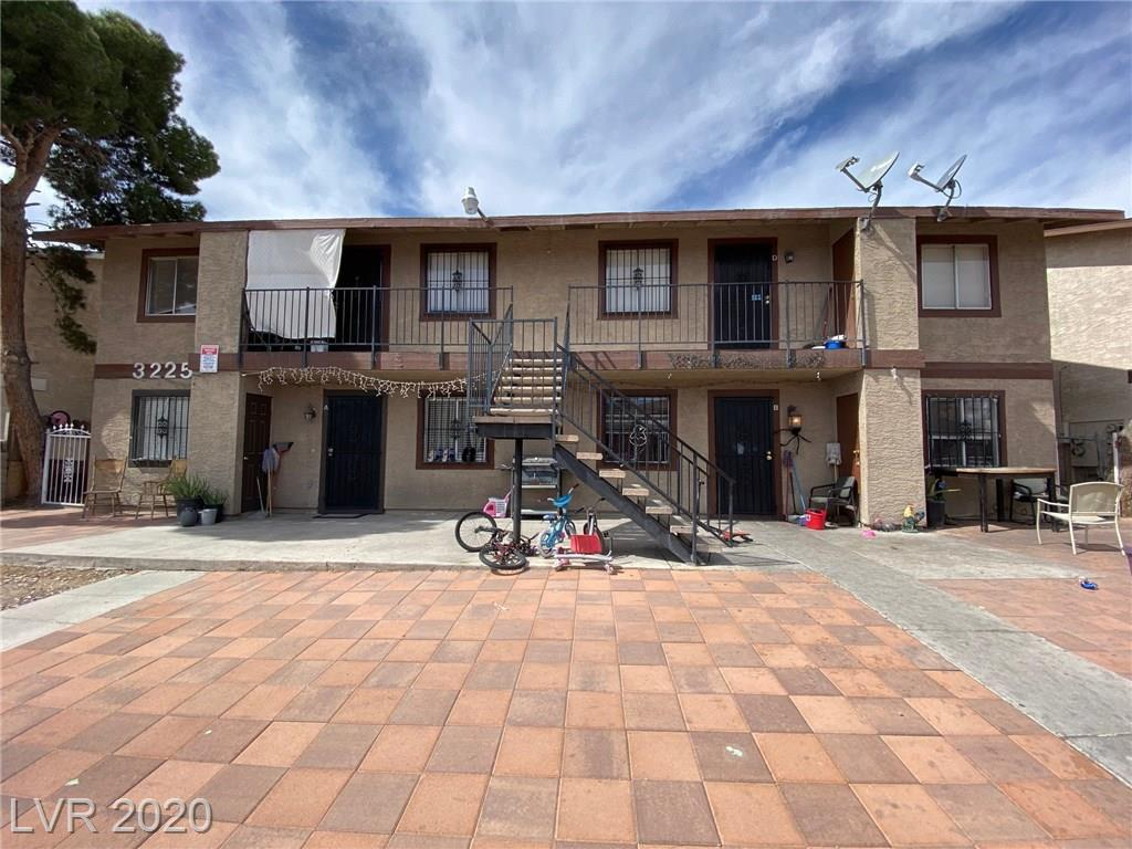 3225 Figler Court Property Photo - North Las Vegas, NV real estate listing