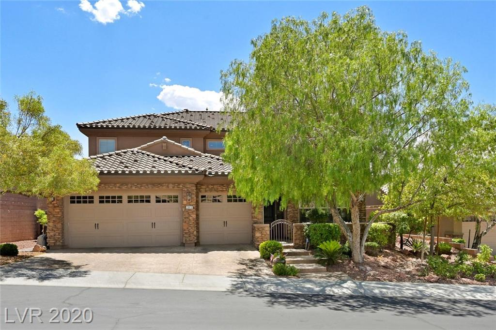 2813 Sisteron Property Photo - Henderson, NV real estate listing
