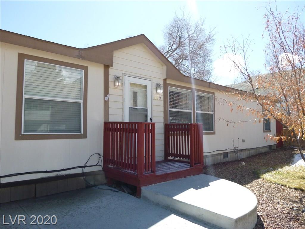 672 Murry Street Property Photo - Ely, NV real estate listing