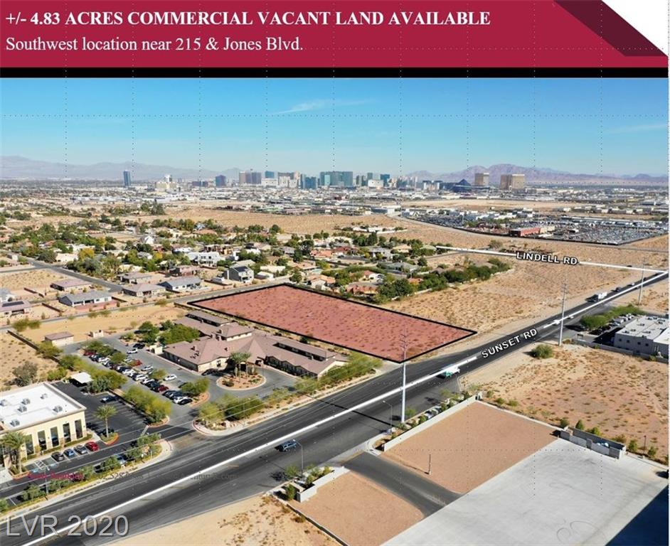 Sunset Rd Property Photo - Las Vegas, NV real estate listing