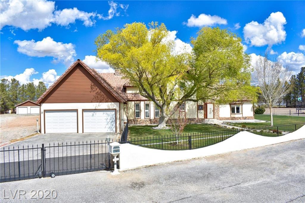 1730 Bruce Property Photo - Pahrump, NV real estate listing