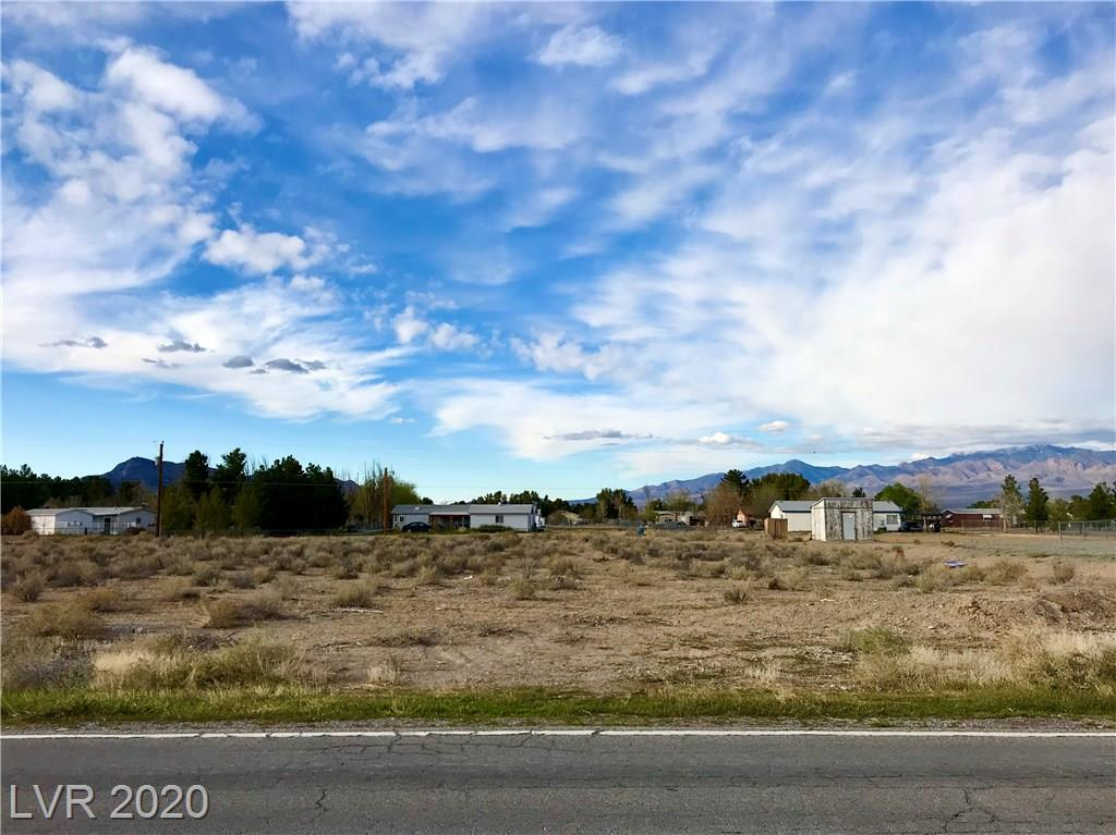 1300 W Wilson Property Photo - Pahrump, NV real estate listing