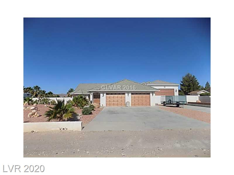 3195 HEYER Street Property Photo - Logandale, NV real estate listing