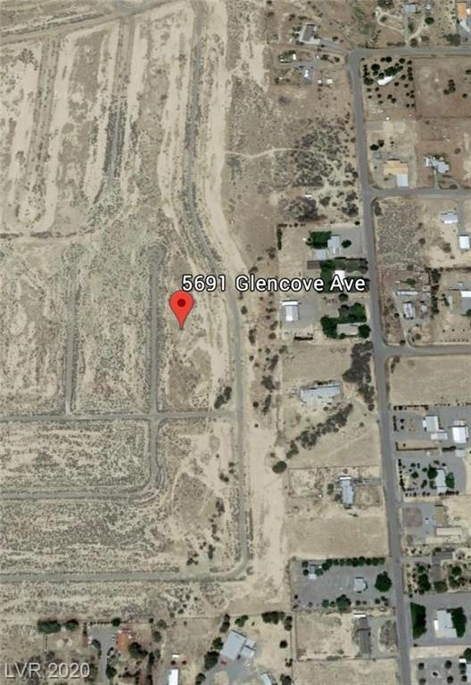 5691 Glencove Property Photo - Pahrump, NV real estate listing
