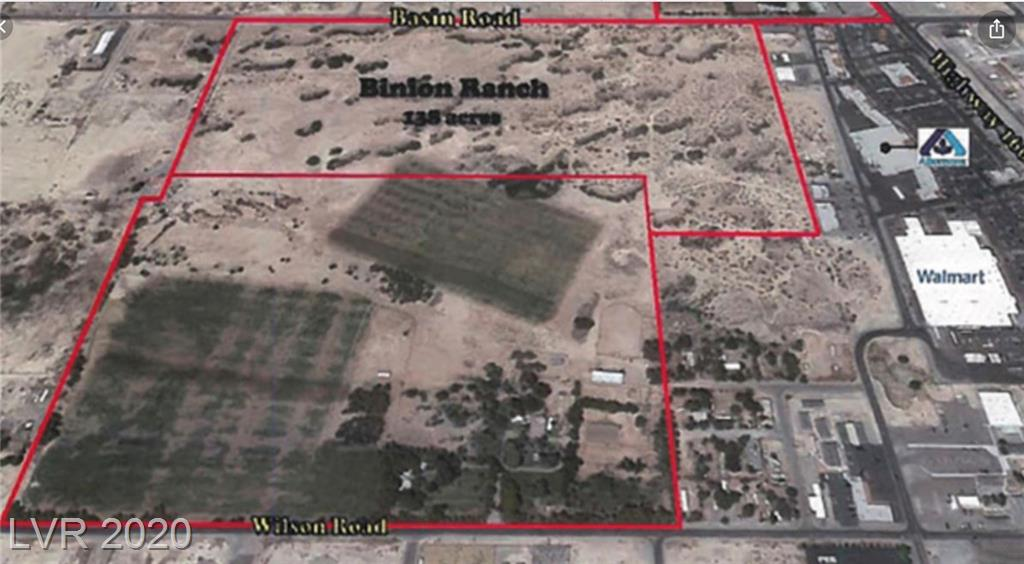 700 Wilson Property Photo - Pahrump, NV real estate listing