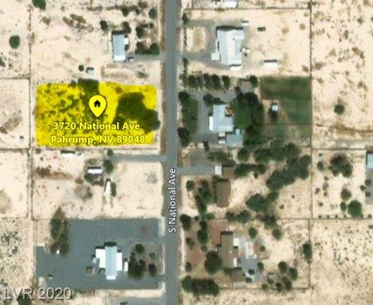 3720 National Property Photo - Pahrump, NV real estate listing